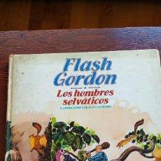 Tebeos: FLASH GORDON . LOS HOMBRES SELVÁTICOS.. Lote 264993949
