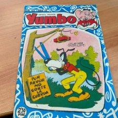 Tebeos: YUMBO Nº 400 (ORIGINAL HISPANO AMERICANA) (COIB74). Lote 266062458