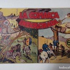BDs: JORGE Y FERNANDO EDIT. HISPANO AMERICANA LA COMARCA INEXPLORADA. Lote 267291749