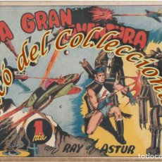 Tebeos: RAY DE ASTUR N. 1, LA GRAN AVENTURA, ALBUMES PREFERIDOS ,HISPANO AMERICANA, ORIGINAL, 1943. Lote 269384958