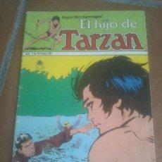 Tebeos: TARZAN. AÑO 1979. VOL1 Nº6 TOUTAIN EDITOR . EDGAR RICE BURROUGHS. Lote 270858848