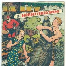 Livros de Banda Desenhada: HISPANO AMERICANA. EL HOMBRE ENMASCARADO. 39.. Lote 271303703