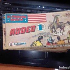 Tebeos: EL PEQUEÑO SHERIFF EDITORIAL HISPANO AMERICANA -- NUM 68. Lote 271634803