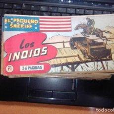 Tebeos: EL PEQUEÑO SHERIFF EDITORIAL HISPANO AMERICANA -- NUM 71. Lote 271635183