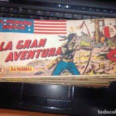 Tebeos: EL PEQUEÑO SHERIFF EDITORIAL HISPANO AMERICANA -- NUM 73. Lote 271635453