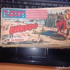 Tebeos: EL PEQUEÑO SHERIFF EDITORIAL HISPANO AMERICANA -- NUM 84. Lote 271637018