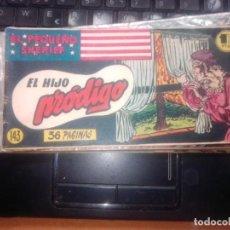 Tebeos: EL PEQUEÑO SHERIFF EDITORIAL HISPANO AMERICANA -- NUM 143. Lote 271640903