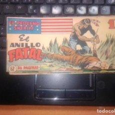 Tebeos: EL PEQUEÑO SHERIFF EDITORIAL HISPANO AMERICANA -- NUM 62. Lote 271641318