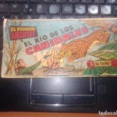 Tebeos: EL PEQUEÑO SHERIFF EDITORIAL HISPANO AMERICANA -- NUM 6. Lote 271641478
