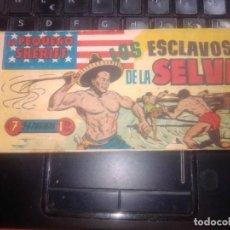 Tebeos: EL PEQUEÑO SHERIFF EDITORIAL HISPANO AMERICANA -- NUM 7. Lote 271641593