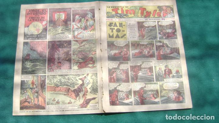 TIM TYLER PEQUEÑO 101 ESTINTIN (Tebeos y Comics - Hispano Americana - Tim Tyler)