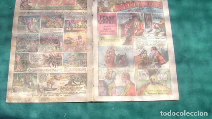 AVENTURERO PEQUEÑO 166 ULTIMO ALMANAQUE EXTRAORDINARIO ESTINTIN (Tebeos y Comics - Hispano Americana - Aventurero)