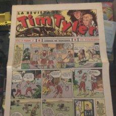 Tebeos: COMIC TIM TYLER Nº 1 DE LA COLECCION MUY DIFICIL EDITORIAL HISPANO AMERICANA ORIGINAL NO COPIA. Lote 274237388