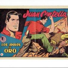 Tebeos: ARCHIVO * JUAN CENTELLA Nº 6 * HISPANO AMERICANA 1955 * ORIGINAL *. Lote 274268548