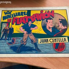 Tebeos: JUAN CENTELLA Nº 71 LOS AUXILIARES DE FLATTAVION (ORIGINAL HISPANO AMERICANA) (COIB-204). Lote 274723053