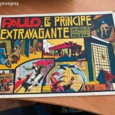 Tebeos: MERLIN Nº 2 PAULO EL PRINCIPE EXTRAVAGANTE (ORIGINAL HISPANO AMERICANA) (COIB-204). Lote 274724358