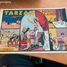 Tebeos: TARZAN Nº 8 EL HEROE DE TAANOR (ORIGINAL HISPANO AMERICANA) (COIB-204). Lote 274728443