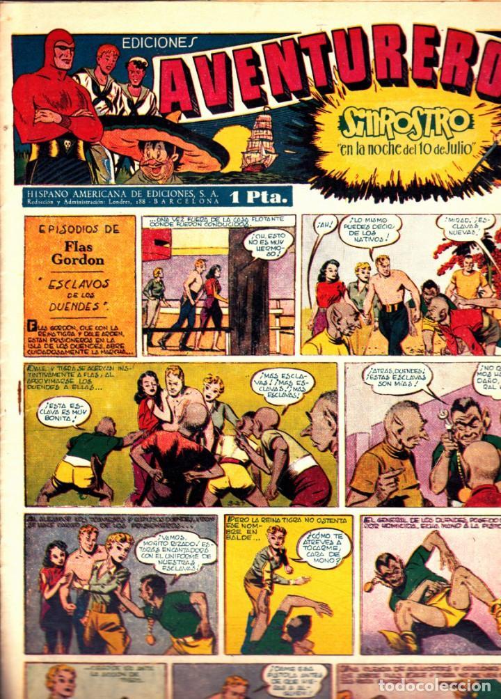 COMIC COLECCION AVENTURERO SEGUNDA EPOCA Nº 20 (Tebeos y Comics - Hispano Americana - Aventurero)