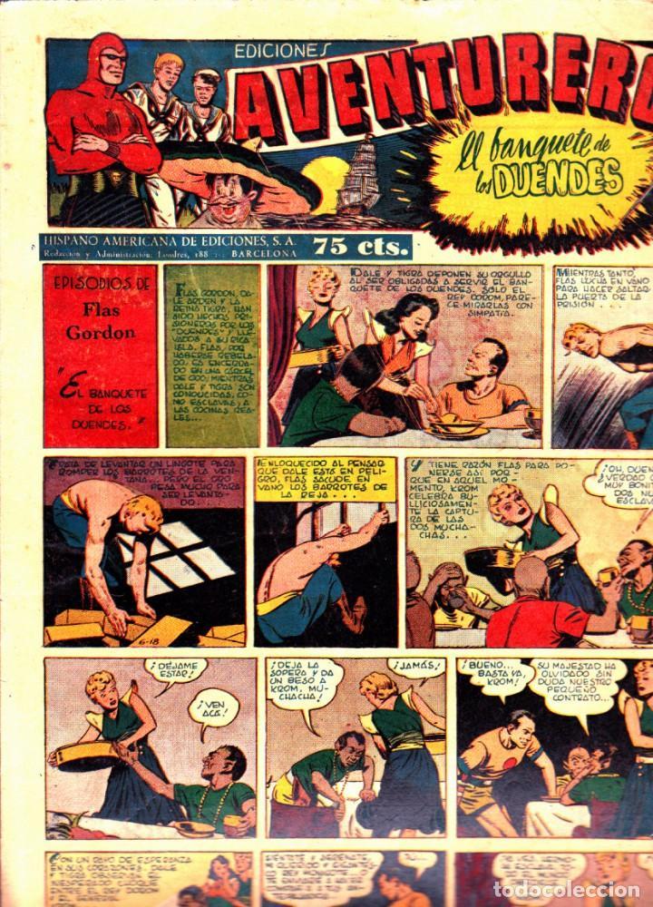 COMIC COLECCION AVENTURERO SEGUNDA EPOCA Nº 25 (Tebeos y Comics - Hispano Americana - Aventurero)