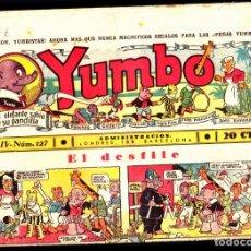 Tebeos: COMIC COLECCION YUMBO Nº 127. Lote 275094798