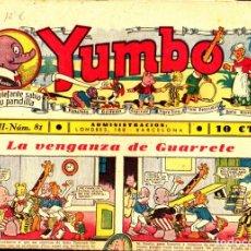 Tebeos: COMIC COLECCION YUMBO Nº 81. Lote 275094968