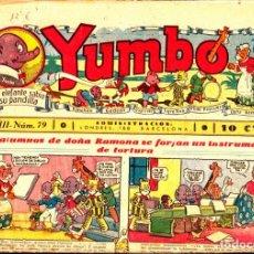 Tebeos: COMIC COLECCION YUMBO Nº 79. Lote 275095093