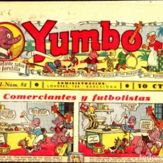 Tebeos: COMIC COLECCION YUMBO Nº 82. Lote 275095143