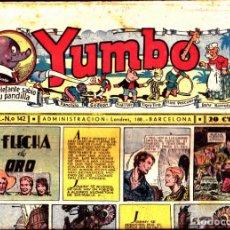Tebeos: COMIC COLECCION YUMBO Nº 142. Lote 275095173