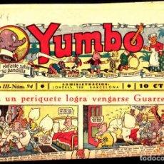 Tebeos: COMIC COLECCION YUMBO Nº 94. Lote 275095293
