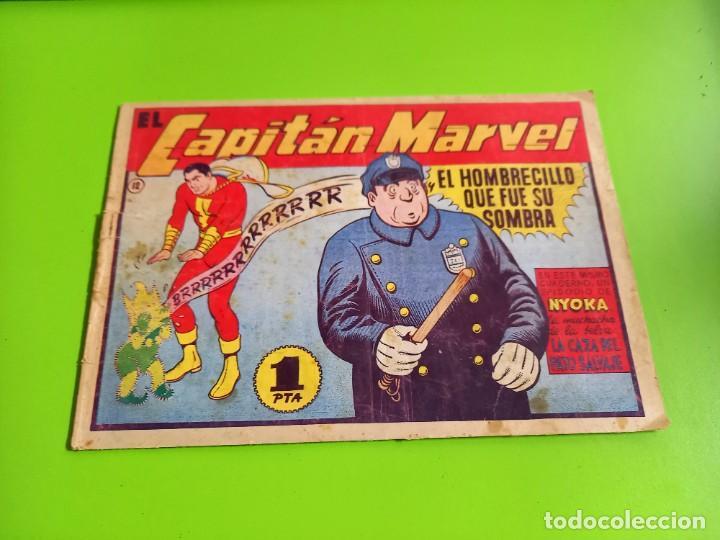 EL CAPITAN MARVEL- Nº 12 HISPANO AMERICANA ORIGINAL (Tebeos y Comics - Hispano Americana - Capitán Marvel)