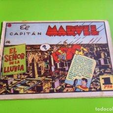 Tebeos: EL CAPITAN MARVEL- Nº 19 HISPANO AMERICANA ORIGINAL. Lote 275119098