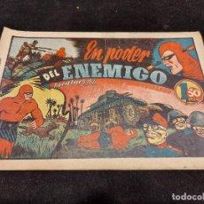 Giornalini: HOMBRE ENMASCARADO / 51 / EN PODER DEL ENEMIGO / ORIGINAL / MUY BUEN ESTADO.. Lote 276121283