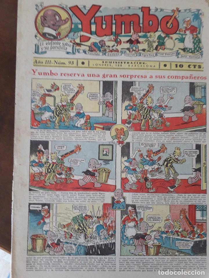YUMBO HISPANO AMERICANA 12 NÚMEROS (Tebeos y Comics - Hispano Americana - Yumbo)