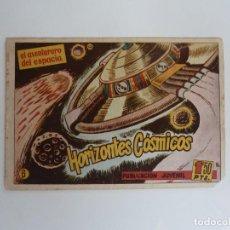 Tebeos: AVENTURERO DEL ESPACIO Nº 6 HORIZONTES CÓSMICOS, HISPANO AMERICANA. Lote 277703678