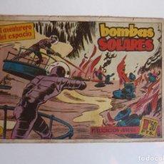 Tebeos: AVENTURERO DEL ESPACIO Nº 11 BOMBAS SOLARES, HISPANO AMERICANA. Lote 277706128