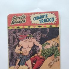 Tebeos: GACETA BLANCA Nº 45 COMBATE TRAGICO HISPANO AMERICANA RV. Lote 279374958
