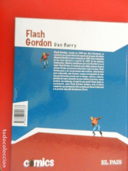 Tebeos: FLASH GORGON , LA CIUDAD DE HIELO - COMICS EL PAIS 2005 TAPAS DURAS - Foto 4 - 281924693
