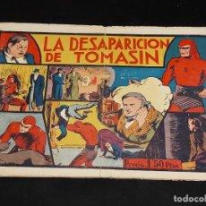 Livros de Banda Desenhada: EL HOMBRE ENMASCARADO / 12 / LA DESAPARICIÓN DE TOMASÍN / ORIGINAL / PEQUEÑOS FALLOS / VER FOTOS.. Lote 281977913