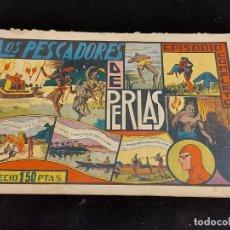 Livros de Banda Desenhada: EL HOMBRE ENMASCARADO / 18 / LOS PESCADORES DE PERLAS / ORIGINAL / PEQUEÑOS FALLOS / VER FOTOS.. Lote 281979033