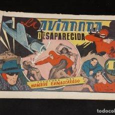 Livros de Banda Desenhada: EL HOMBRE ENMASCARADO / 41 / LA AVIADORA DESAPARECIDA / ORIGINAL / PEQUEÑOS FALLOS / VER FOTOS.. Lote 281979538
