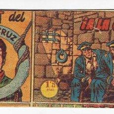 Tebeos: NAT DEL SANTA CRUZ Nº 8 - ¡ A LA CÁRCEL ! - HISPANO AMERICANA 1951 - 17 X 8 CM. 28 PÁGS.. Lote 283330588