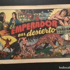 Tebeos: COMIC HISPANO AMERICANA ORIGINAL TARZAN EL EMPERADOR DEL DESIERTO. Lote 284361523