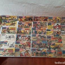 Tebeos: EL PEQUEÑO SHERIFF DE HISPANO AMERICANA LOTE DE 40 EJEMPLARES, NÚMEROS DISPONIBLES EN DESCRIPCION!!. Lote 286334538