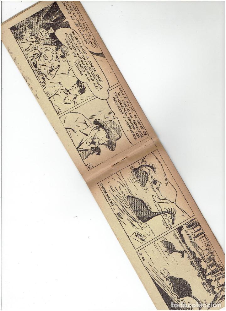Tebeos: Archivo * JORGE Y FERNANDO EDICION BOLSILLO Nº 64, 73, * EDITORIAL HISPANO AMERICANA 1949 * - Foto 2 - 286741578