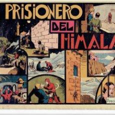 Tebeos: ARCHIVO * EL HOMBRE ENMASCARADO Nº 14, 17, * ORIGINAL HISPANO AMERICANA 1945 *. Lote 286899198