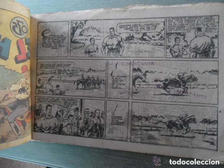 Tebeos: ANTIGUO COMIC TEBEO EL HIPODROMO HECHIZADO - JUAN CENTELLA - Foto 2 - 287263573