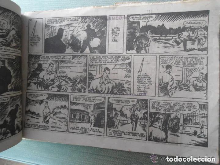 Tebeos: ANTIGUO COMIC TEBEO EL HIPODROMO HECHIZADO - JUAN CENTELLA - Foto 3 - 287263573