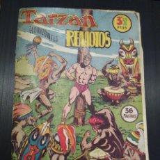 Tebeos: TARZAN HORIZONTES REMOTOS, EXTRA 6, HISPANO AMERICANA, AÑO 1950. Lote 287422718