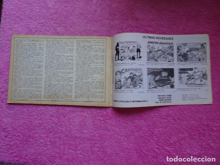 Tebeos: juan centella 12 un drama en hollywood ediciones IBERCOMIC-MAM 1989 una terrible aventura - Foto 5 - 287747198