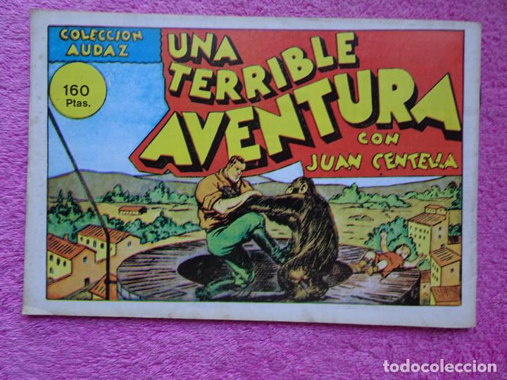 Tebeos: juan centella 12 un drama en hollywood ediciones IBERCOMIC-MAM 1989 una terrible aventura - Foto 6 - 287747198